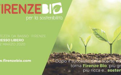 Firenze Bio | 20-22 marzo